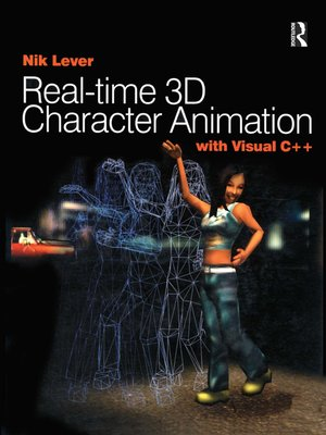 cover image of Real-time 3D Character Animation with Visual C++