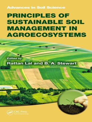 cover image of Principles of Sustainable Soil Management in Agroecosystems