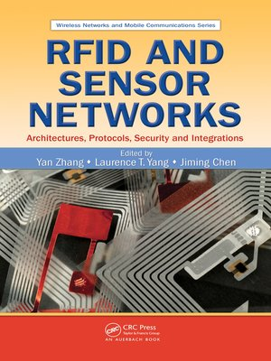 cover image of RFID and Sensor Networks