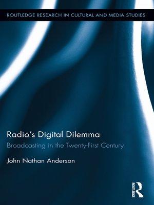 cover image of Radio's Digital Dilemma