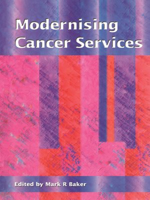 cover image of Modernising Cancer Services