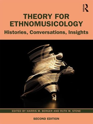 cover image of Theory for Ethnomusicology