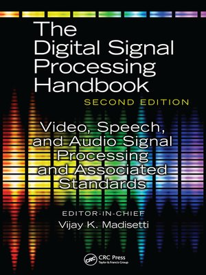 cover image of Video, Speech, and Audio Signal Processing and Associated Standards