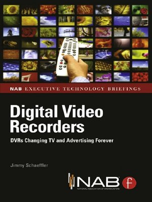 cover image of Digital Video Recorders