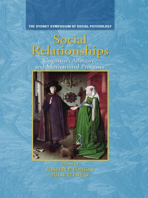 cover image of Social Relationships