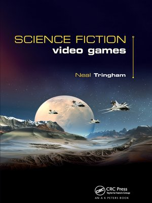cover image of Science Fiction Video Games