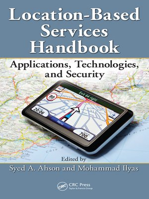 cover image of Location-Based Services Handbook