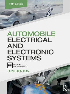 cover image of Automobile Electrical and Electronic Systems