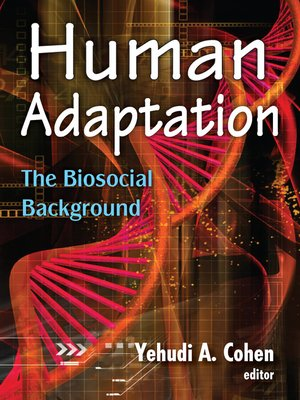 cover image of Human Adaptation