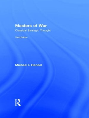cover image of Masters of War