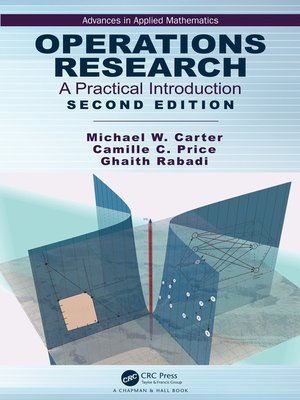 cover image of Operations Research
