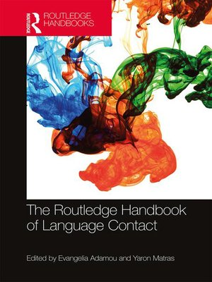 cover image of The Routledge Handbook of Language Contact