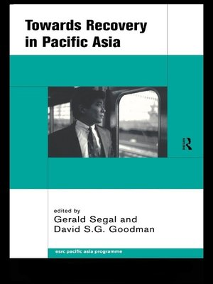 cover image of Towards Recovery in Pacific Asia