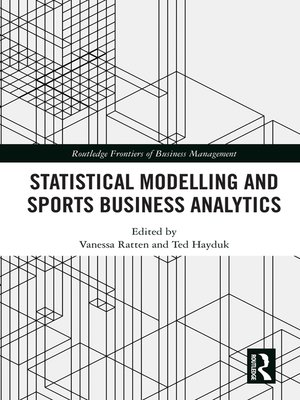 cover image of Statistical Modelling and Sports Business Analytics