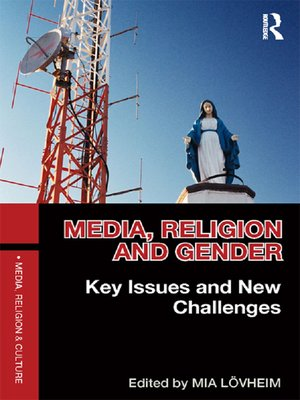 cover image of Media, Religion and Gender