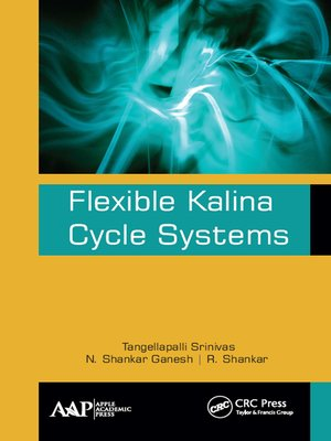 cover image of Flexible Kalina Cycle Systems