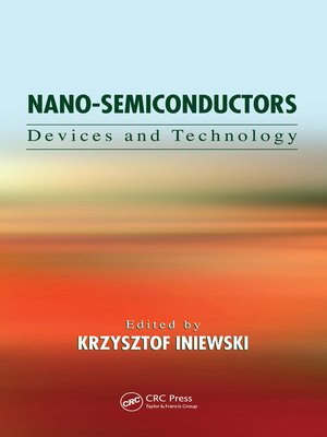 cover image of Nano-Semiconductors
