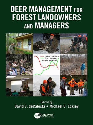 cover image of Deer Management for Forest Landowners and Managers