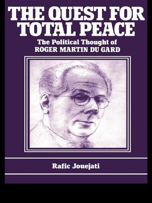 cover image of The Quest for Total Peace