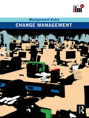 cover image of Change Management Revised Edition