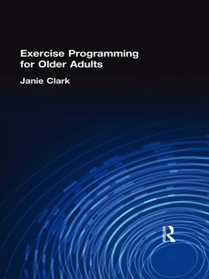 cover image of Exercise Programming for Older Adults