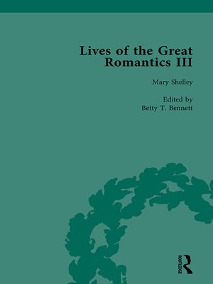 cover image of Lives of the Great Romantics, Part III, Volume 3