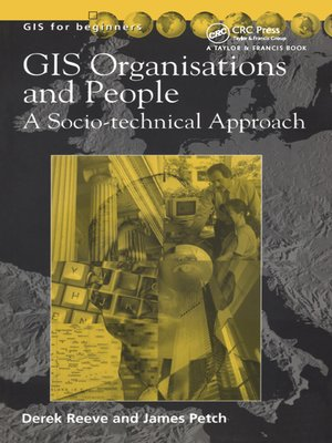 cover image of GIS, Organisations and People
