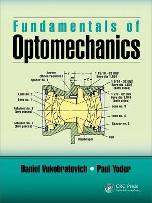 cover image of Fundamentals of Optomechanics
