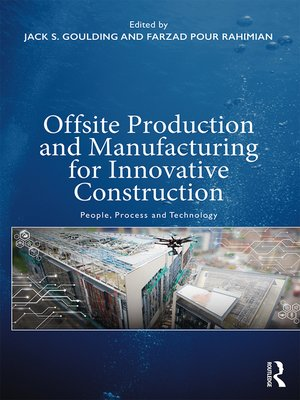 cover image of Offsite Production and Manufacturing for Innovative Construction