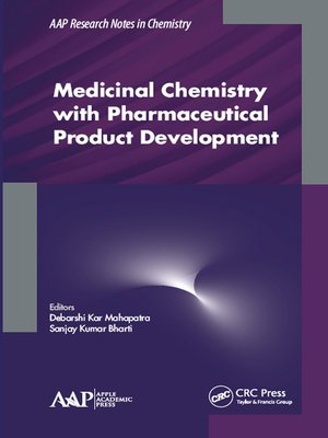 cover image of Medicinal Chemistry with Pharmaceutical Product Development