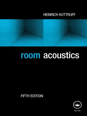 cover image of Room Acoustics