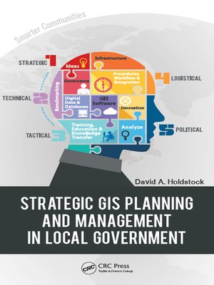 cover image of Strategic GIS Planning and Management in Local Government