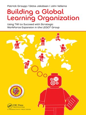 cover image of Building a Global Learning Organization