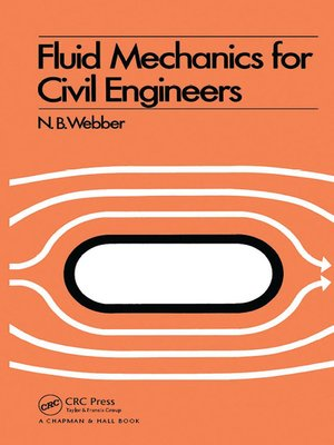 cover image of Fluid Mechanics for Civil Engineers