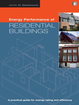 cover image of Energy Performance of Residential Buildings