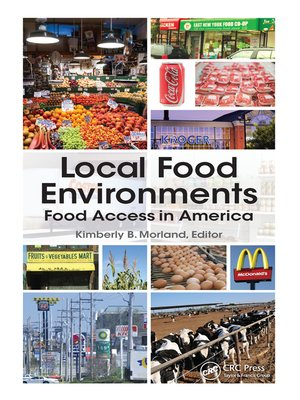 cover image of Local Food Environments
