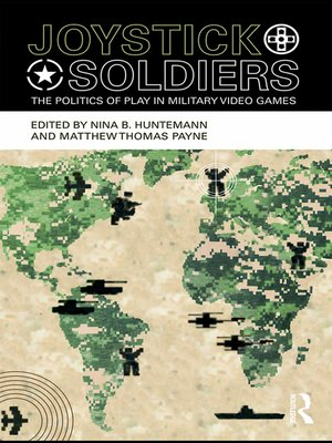 cover image of Joystick Soldiers