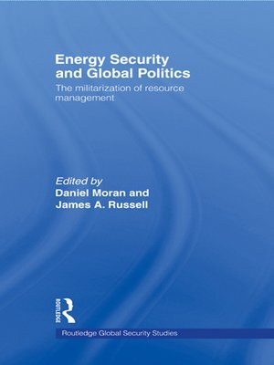 cover image of Energy Security and Global Politics