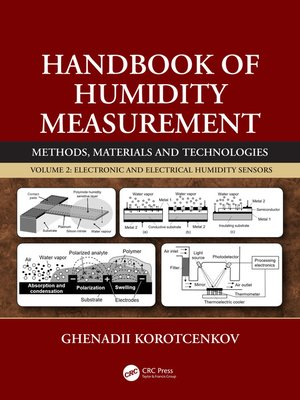 cover image of Handbook of Humidity Measurement, Volume 2