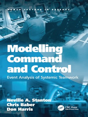 cover image of Modelling Command and Control