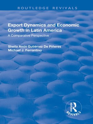 cover image of Export Dynamics and Economic Growth in Latin America