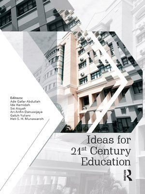 cover image of Ideas for 21st Century Education