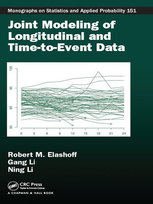 cover image of Joint Modeling of Longitudinal and Time-to-Event Data