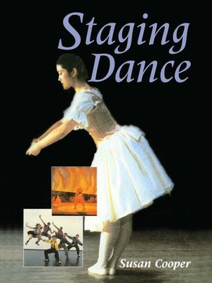 cover image of Staging Dance