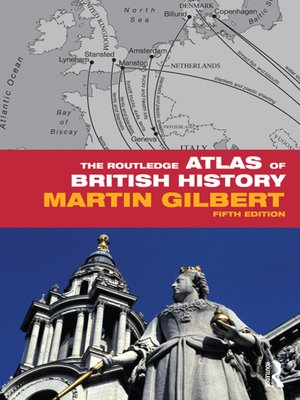 cover image of The Routledge Atlas of British History
