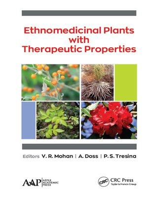 cover image of Ethnomedicinal Plants with Therapeutic Properties