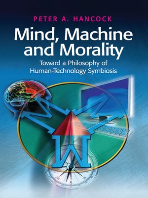 cover image of Mind, Machine and Morality