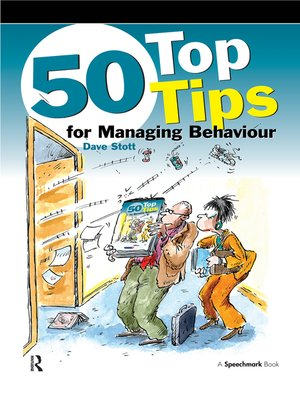 cover image of 50 Top Tips for Managing Behaviour