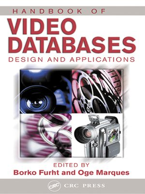 cover image of Handbook of Video Databases