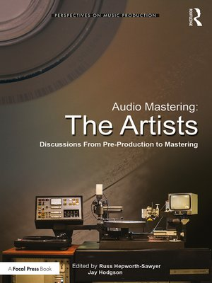 cover image of Audio Mastering